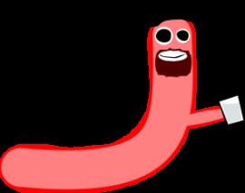 Artist-sausage