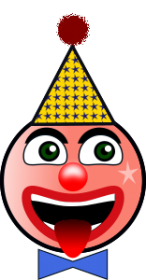 clown-head-300px
